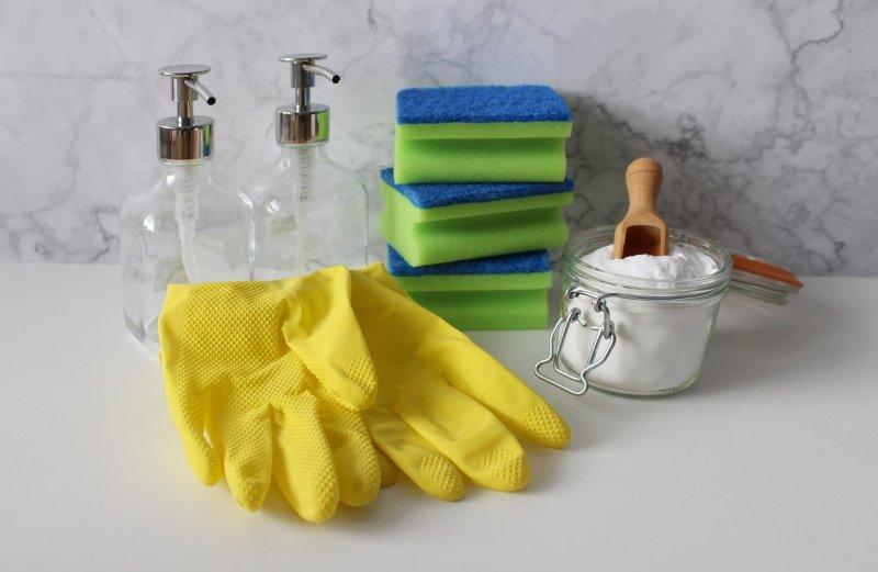 ekologie, soda bikarbona, mytí nádobí, odmašťovač, zdraví, ocet