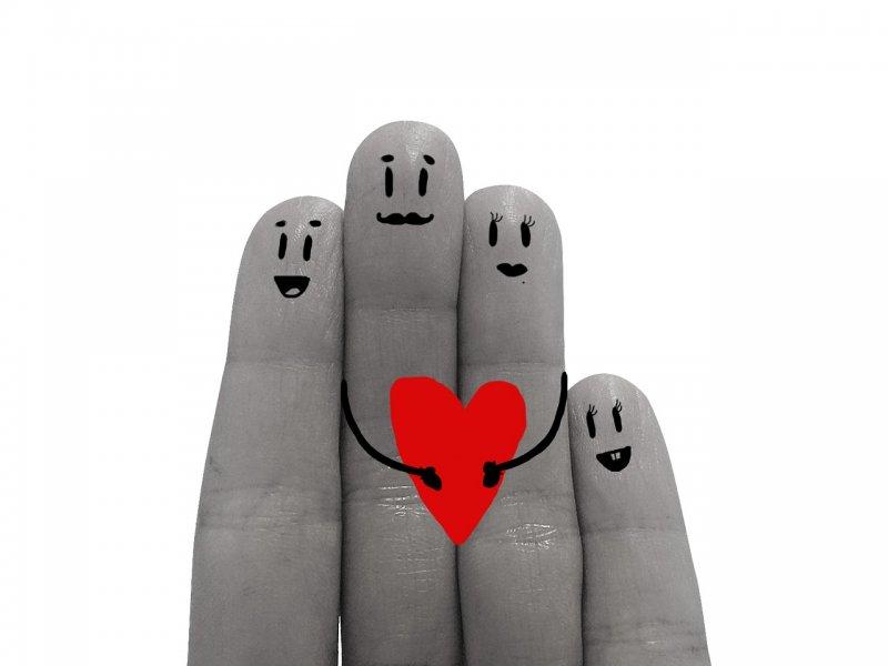 láska, rodina, hádky, vztahy