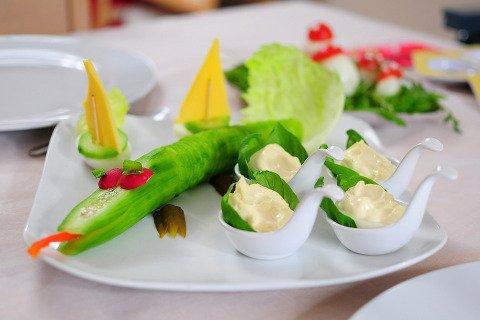 snídaně, obezita, nadváha, co snídat, hubnutí, bílkoviny, zelenina