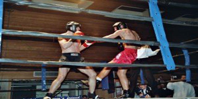 sport, bojové sporty, kickbox