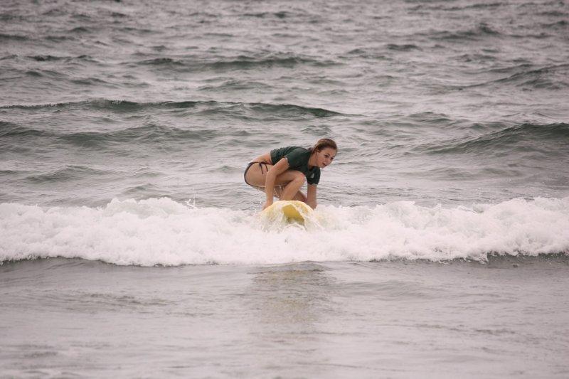 surfing, zdraví, sport, moře, dovolená