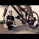 Jak správně nastavit výšku sedla na kole - video