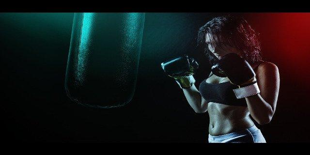 pilates, tanec, box, piloxing, ženy, cvičení