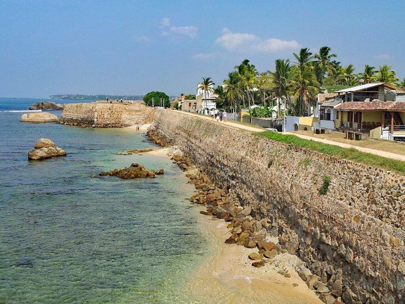 Srí Lanka, cestování, exotika, dovolená