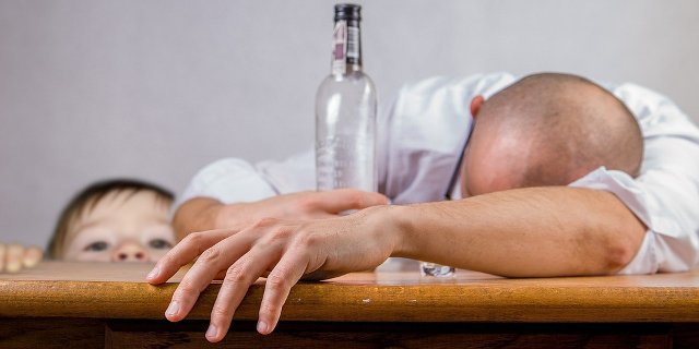 děti, alkohol, zdraví