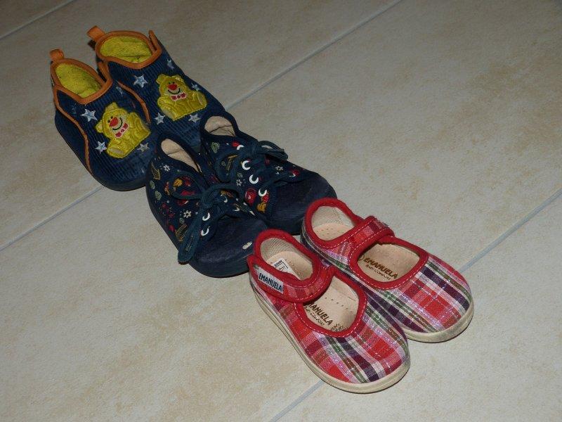 děti, přezůvky, zdraví dětí, dětská obuv