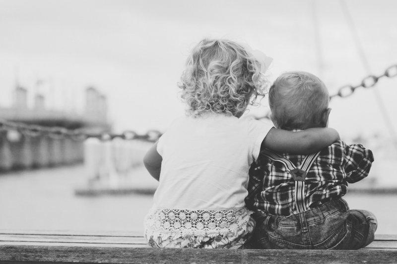 děti, výchova dětí, sourozenci, rodina