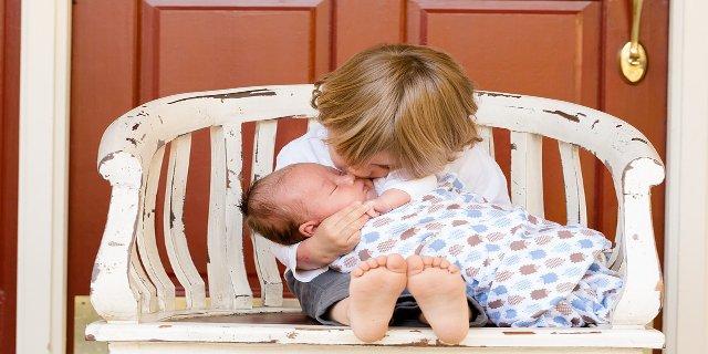 děti, sourozenci, zdraví, nebezpečí, výchova dětí