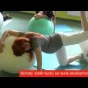 Příprava k porodu - video