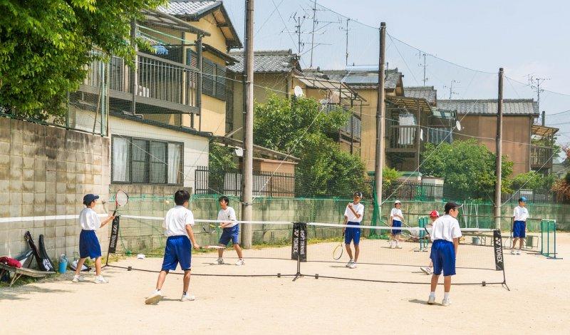 Japonsko, škola, vzdělávání, děti, učení, známky