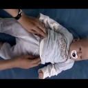 Snadné a rychlé přebalování dítěte - video