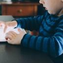 Tablet pomáhá dětem rozvíjet kreativitu a představivost