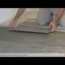 Cementové flexibilní lepidlo - video