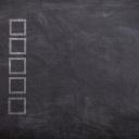 Černá stěna v bytě na kterou se dá psát? Zkuste chalkboard!