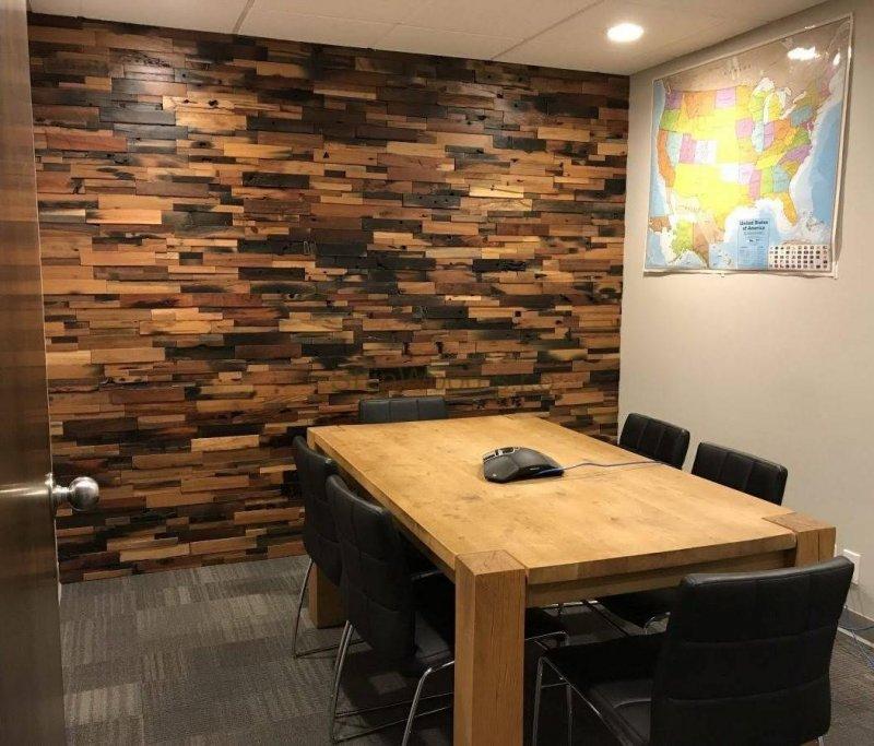 dřevěné mozaiky, obklady, interiér, bydlení