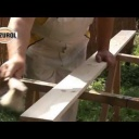 Správně impregnovat dřevo - video