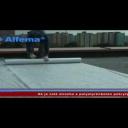 Tekutá guma, Hydroizolace - video