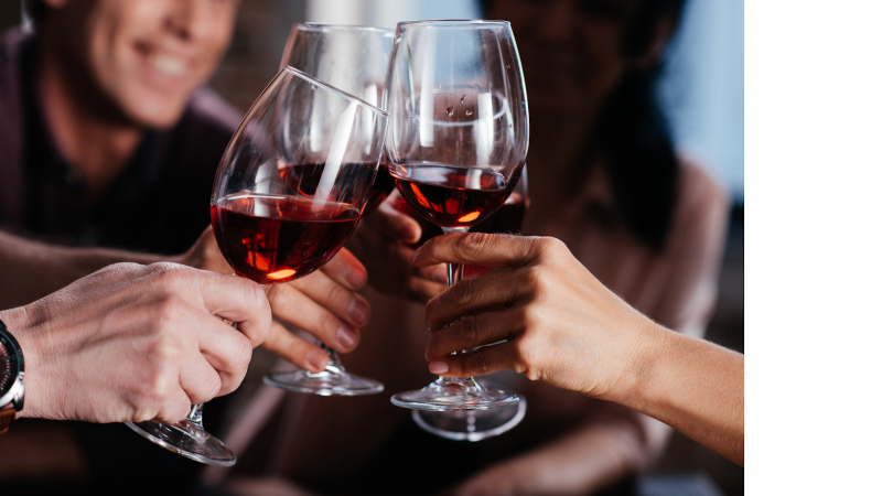 víno, vinařství, dárky pro vinaře, sklenička navíno, sklárna, výroba skla
