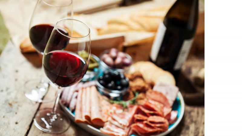víno, vinařství, dárky, skleničky, trička