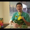 Ubrouskovou technikou dekorovat velikonoční vajíčka - video