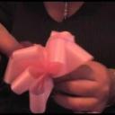 Jak na výrobu dárkové mašle - video