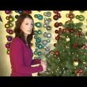 Jak ozdobit vánoční strom - video