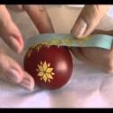 Barvení velikonočních vajíček je umění - video