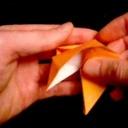 Jak vyrobit 3D vánoční hvězdu z papíru - video