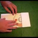 Domácí vyroba obalů na CD z A 4 - video