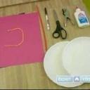 Jak vyrobit vánoční ozdoby z papíru - video