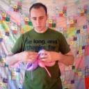 Jarní nafukovací balonkový motýl - video