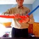 Vyrobte dětem balonkového Spidermana - video