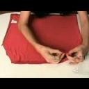 Vyrobte si ze starého pánského trička sexy šaty - video
