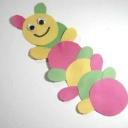 Jak vytvořit pro děti jednoduchou papírovou dekoraci - video