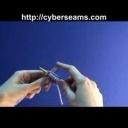 Když začínáme s pletením – návod na pletení pro začátečníky - video