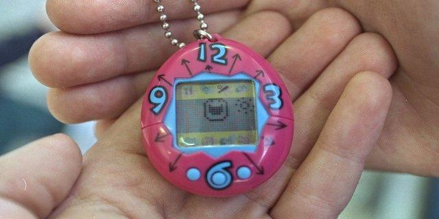 Tamagotchi, hry, virtuální hry, děti