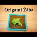 Složte si pěknou jednoduchou žabku - video