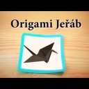 Složte si z papíru originálního jestřába - video