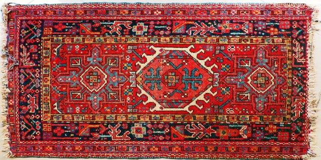 perský koberec, design, bydlení