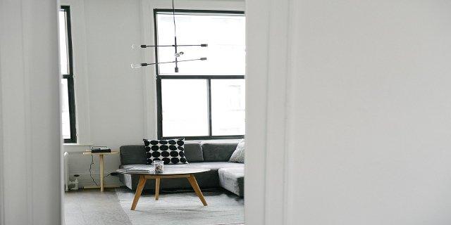 bydlení, příčky, zóny vbytě