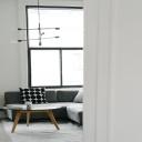 Příčky prakticky rozdělí bytový prostor