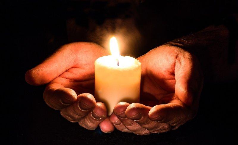 svíčky, bydlení, tma, příroda, vosk