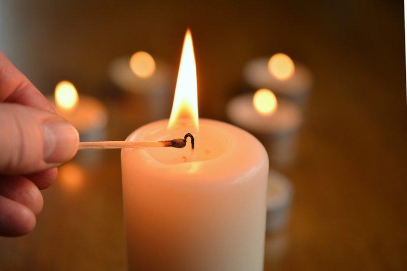 svíčky, vonné svíčky, aromaterapie, zdraví