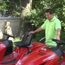 Jak vybírat zahradní traktor - video