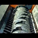 Pomaloběžný drtič Doppstadt DW 3060 - video