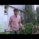 Prosychání tújí - video