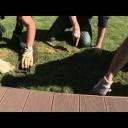 Úpravu trávníků - video