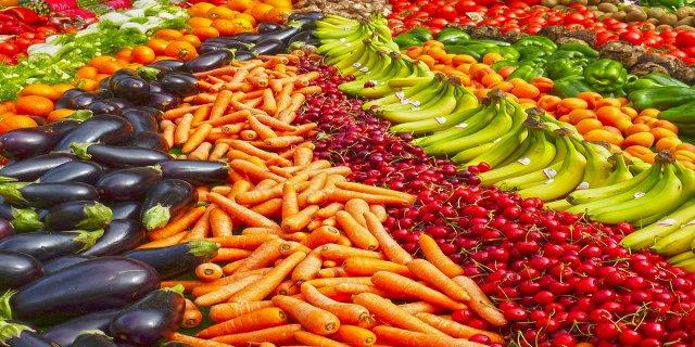 ovoce, zelenina, zdraví, deprese, demence, IQ, inteligence