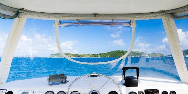 dovolená, jachta, zdraví, mořská nemoc