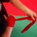 Uvažte si bandáž na zápěstí 2 - video